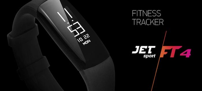 Умный браслет Jet Sport FT 4: обзор и настройка