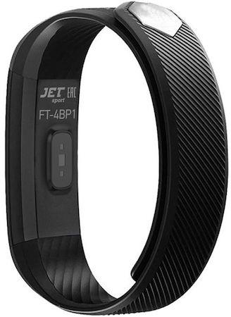 Обзор фитнес браслета JET Sport FT 4BP1: характеристики, функционал, настройка