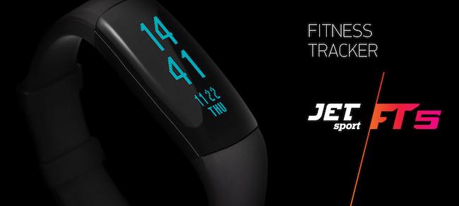 Обзор и тест браслета JET Sport FT-5