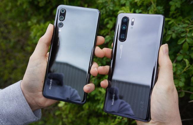 Что лучше Huawei P30 или Huawei P20 Pro