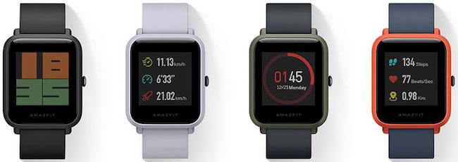 Обзор умных часов от Xiaomi - Amazfit Bip 2