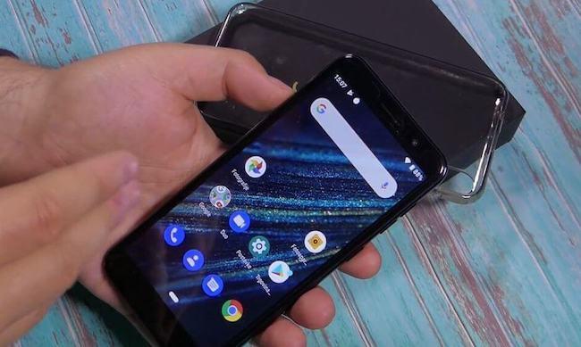 Обзор Cubot J5: супербюджетный смартфон