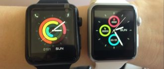 Smart Watch IWO 5 - 1:1 AppleWatch
