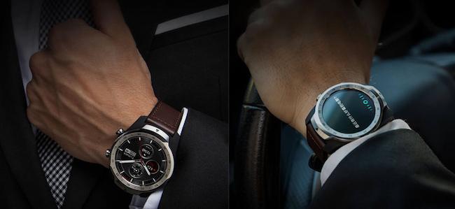 Смарт часы Ticwatch Pro от Mobvoi: 30 дней без подзарядки
