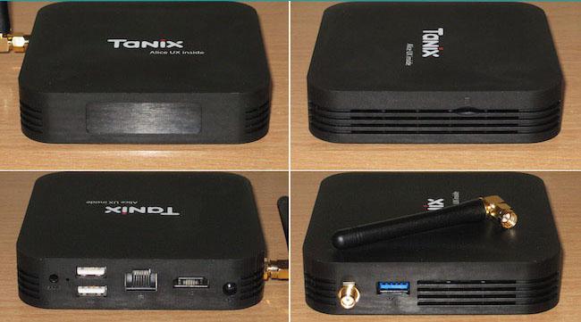 Обзор медиаплеера Tanix TX6 на процессоре Allwinner H6