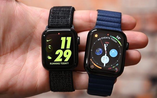 Apple Watch Nike Series 5 - полный обзор