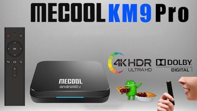 Сравнение приставок Mecool KM9 Pro и Mecool KM9