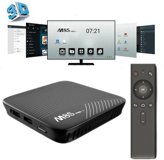 Обзор медиа-приставки Mecool M8S Pro L