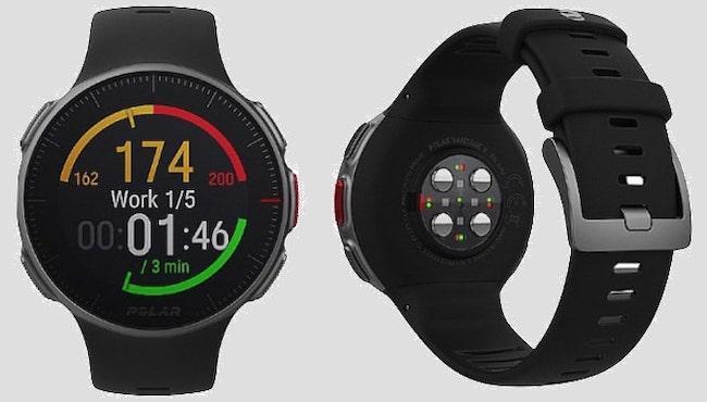Обзор Polar Vantage M - Мультиспортивные часы с датчиком пульса
