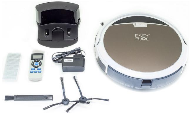 Обзор робота-пылесоса Iboto Easy Home X410