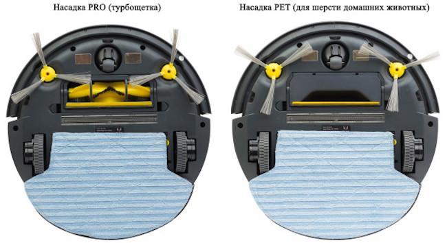 Робот-пылесос Okami T90 с технологией Eslam для построения карт помещений