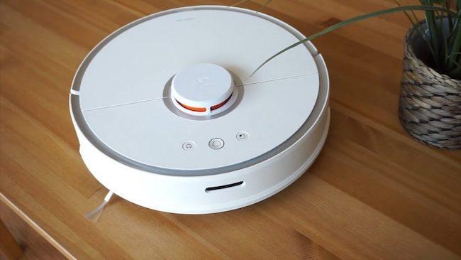 Робот пылесос Xiaomi Mi Robot Vacuum 2 - сухая и влажная уборка