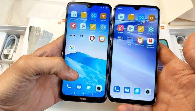 Xiaomi Redmi Note 8 Pro vs 8T - В чем разница и какой лучше?