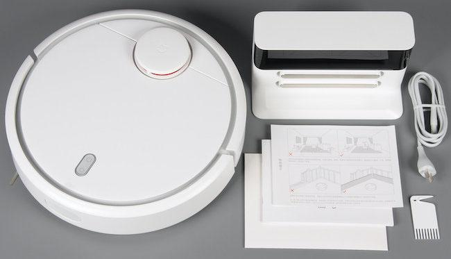 Робот пылесос Xiaomi Mi Robot Vacuum Cleaner