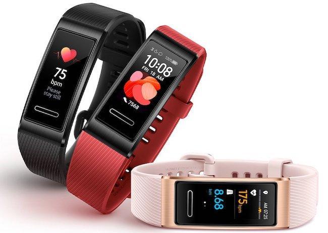 Huawei Band 4 Pro — топовый умный браслет для фитнес-профи и не только