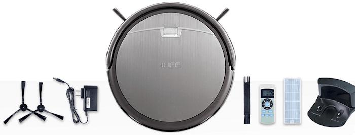 Обзор робота пылесоса ILIFE A4S от Chuwi
