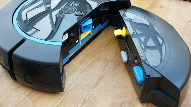 Робот-пылесос Irobot scooba 450 с функцией влажной уборки