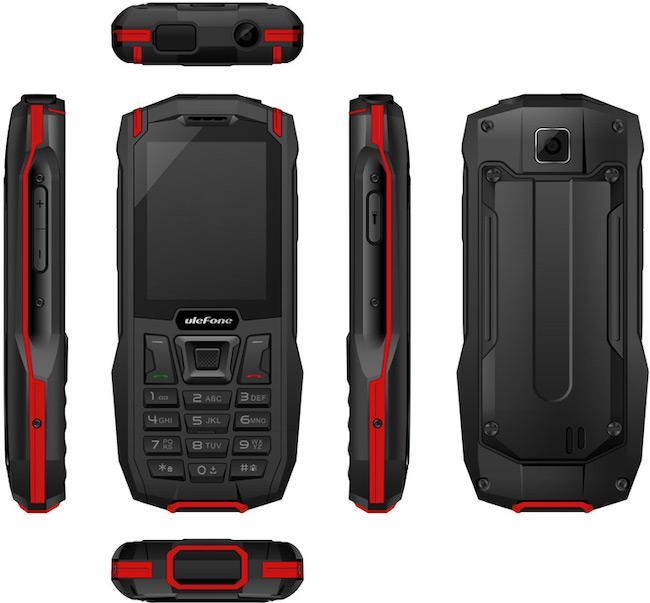 Обзор Ulefone Armor Mini - кнопочный защищённый телефон по доступной цене!