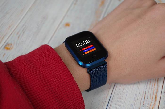 Elband CD16 – идеальные смарт-часы для тех, кто следит за своим здоровьем