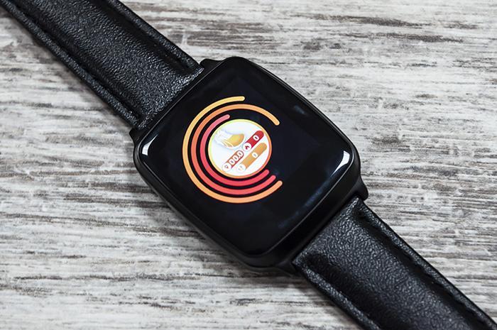 GSMIN WP10 - Обзор смарт часов с измерением давления и пульса
