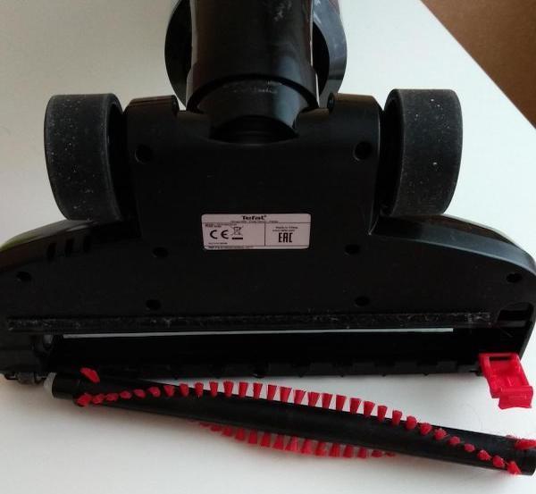 Обзор беспроводного пылесоса Tefal Air Force Light TY6545RH
