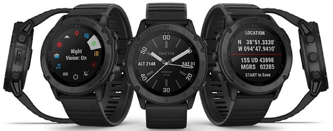Лучшие армейские и тактические умные часы