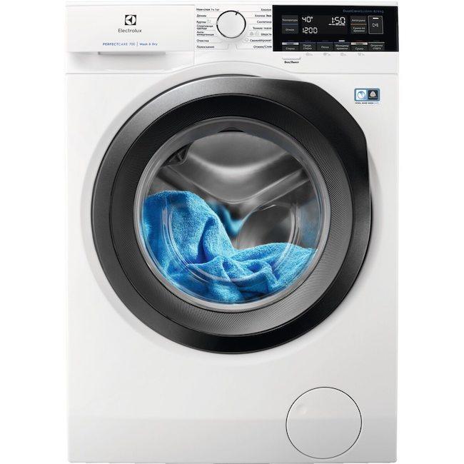 Рейтинг стиральных машин с сушкой