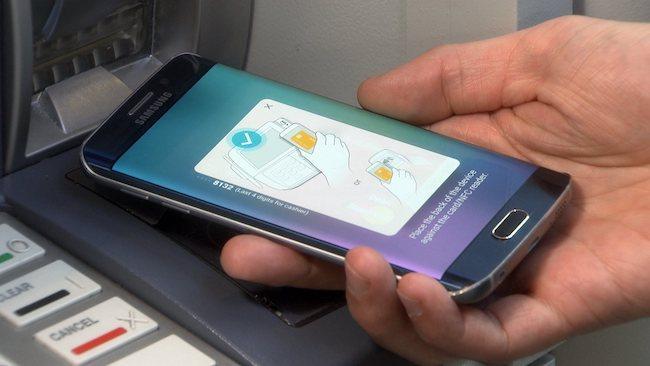 NFC в смартфоне Samsung - что это и как включить функцию