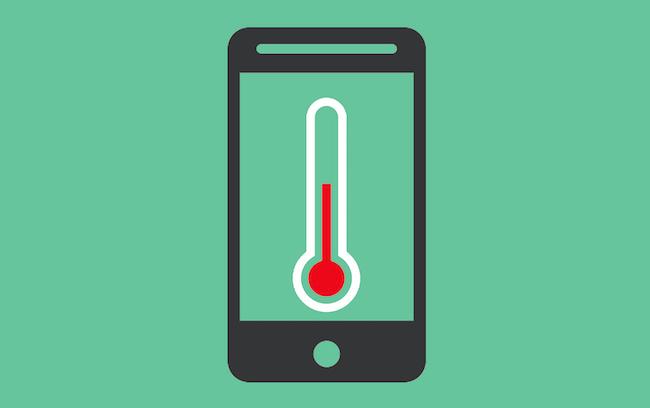 Почему нагревается телефон - Причины перегрева смартфона