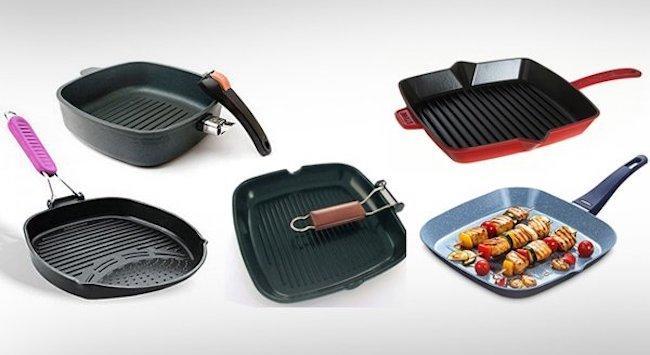Что лучше: сковорода гриль или электрогриль, плюсы и минусы, а также сравнительная таблица преимуществ и отзывы