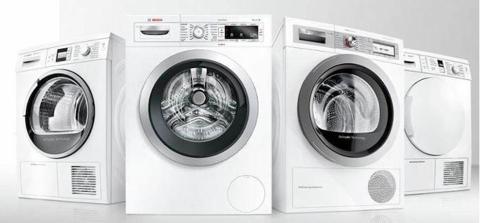 Рейтинг стиральных машин Bosch: обзор лучших моделей по различным параметрам