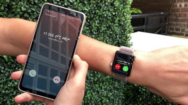 Как подключить часы на Android Wear к iPhone