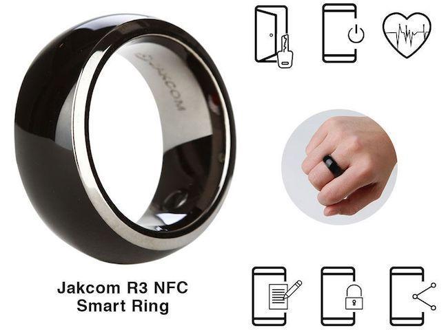 Обзор смарт колец с NFC на борту: как настроить и оплачивать покупки