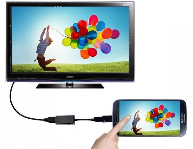 Как подключить телефон к телевизору Сони, как вывести экран смартфона на тв: все способы