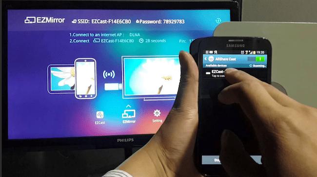 Как подключить телефон к телевизору Philips: все способы подключения