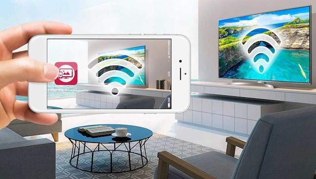 Подключение смартфона к телевизору через Wi-Fi для новичков: Все способы подключения телефона к телевизору по беспроводной сети