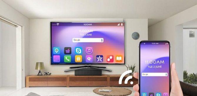 Как подключить телефон к телевизору: пошаговая инструкция для Wi-Fi и USB-кабеля